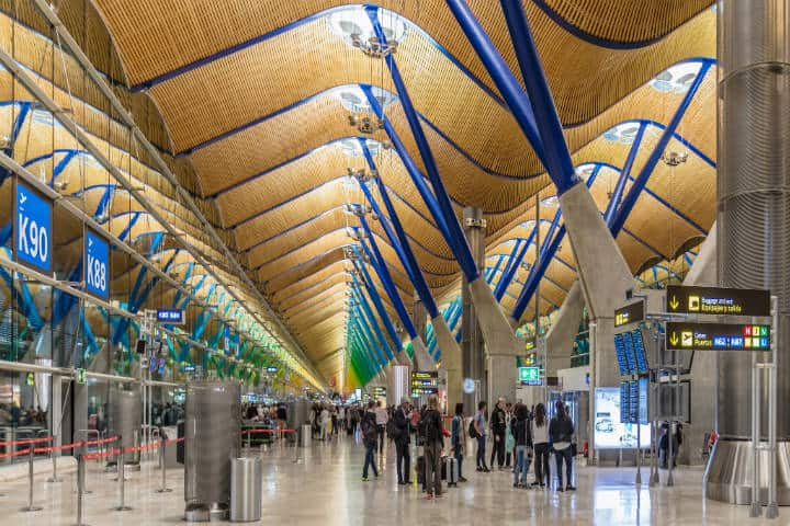 5 de los aeropuertos más increíbles del mundo
