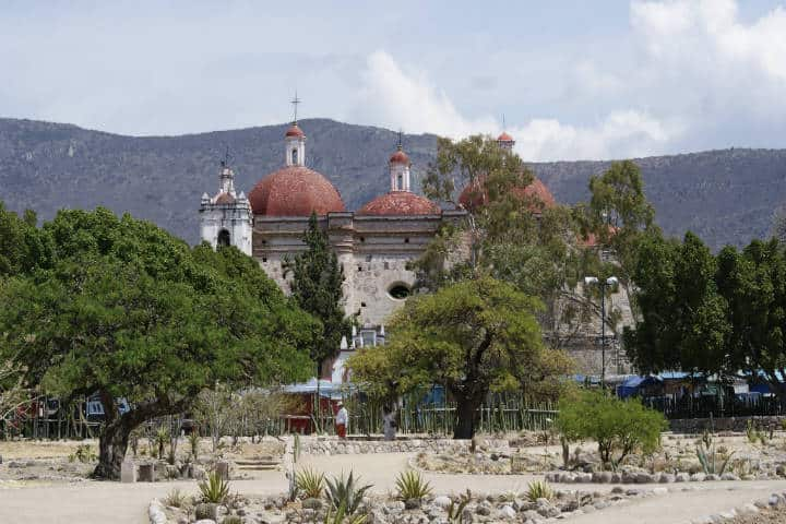 Mitla, Oaxaca. Foto Marcos Guevara