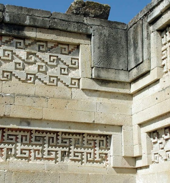 Mitla, la región en la que se encuentra el segundo centro ceremonial más importante de Oaxaca Foto. Pixabay