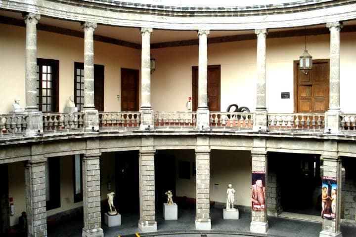 Museo Nacional de San Carlos Foto David Moran
