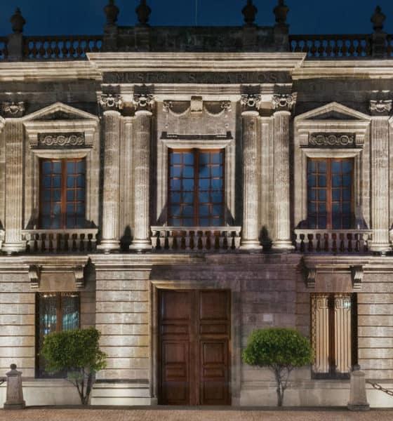 Museo Nacional de san Carlos. Foto: Museo de Arte moderno de México
