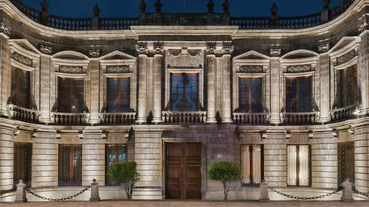 Museo Nacional de san Carlos. Foto. Museo de Arte moderno de México 5