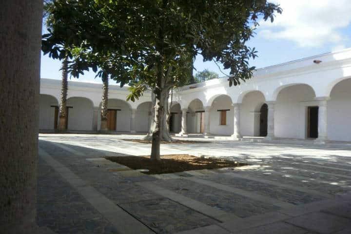 Museo Oakaqueño de Arqueología Ervin Frissell. Tzapotecatl Arquitectos SA de CV