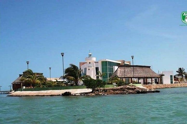 Museo de Pedro Infante, Isla Arena. Foto Sistema de Información Cultural