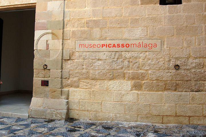Museo picasso Foto iDip