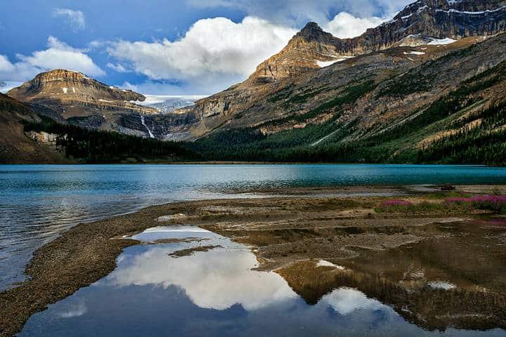 Obserbación de fauna en la Columbia Británica Canadá. Foto. Sterling Lanier 1