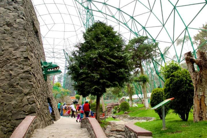Parque Ecológico de Zacango Foto José Cárdenas