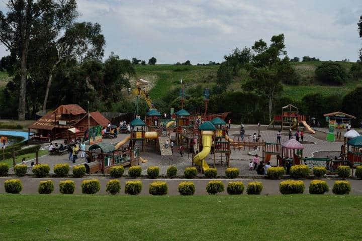 Parque Ecológico de Zacango Foto Todo Texcoco