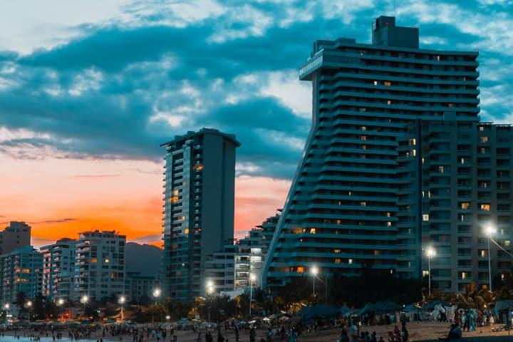 Acapulco: Donde la vida sabe a gloria Foto. Pixabay