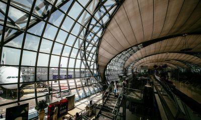 5 de los aeropuertos más increíbles del mundo Foto. Pixabay