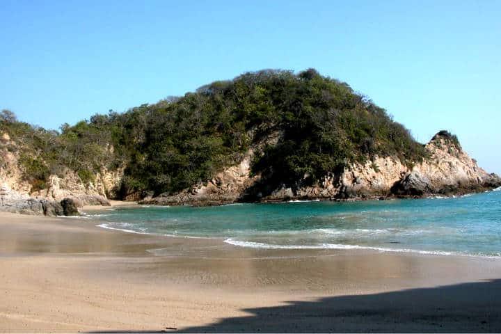 Playa Azul Michoacán Foto Tips para tu viaje