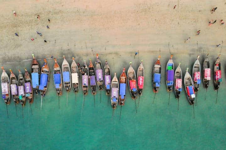Playas en Railay tailandia. Foto. Rachael Annabelle 2