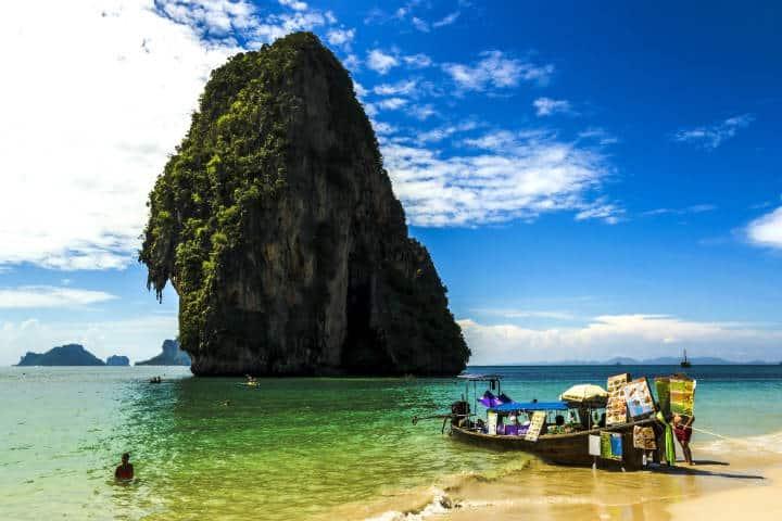Playas escondidas en una península rodeada de selva Foto Guillén Pérez