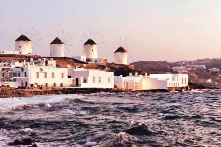Playas para visitar la isla Griega Mykonos. Foto. Despina Galani 5