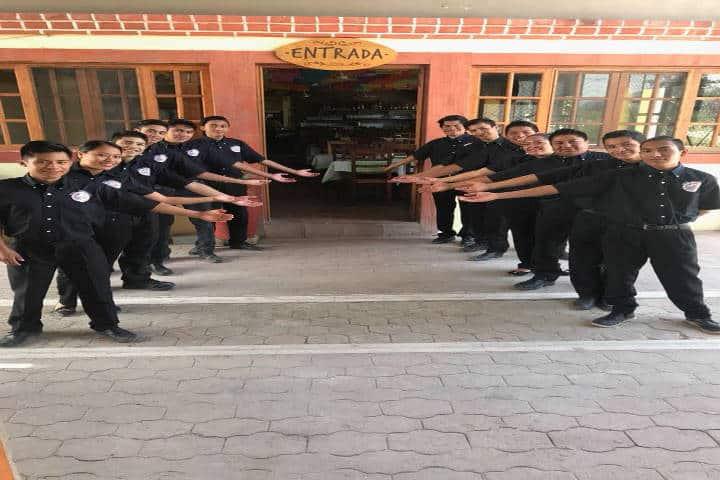 Restaurante Hotel Donají. Foto Restaurante Hotel Donají