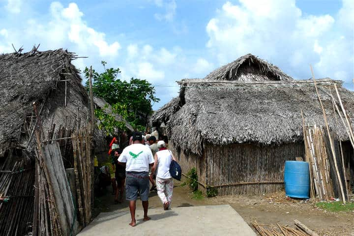 San Blas el archipiélago donde se grabó la Casa de Papel Foto Rita Willaert