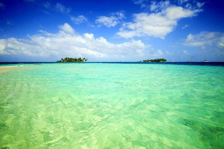 San Blas el archipiélago donde se grabó la Casa de Papel Foto Thibault Houspic