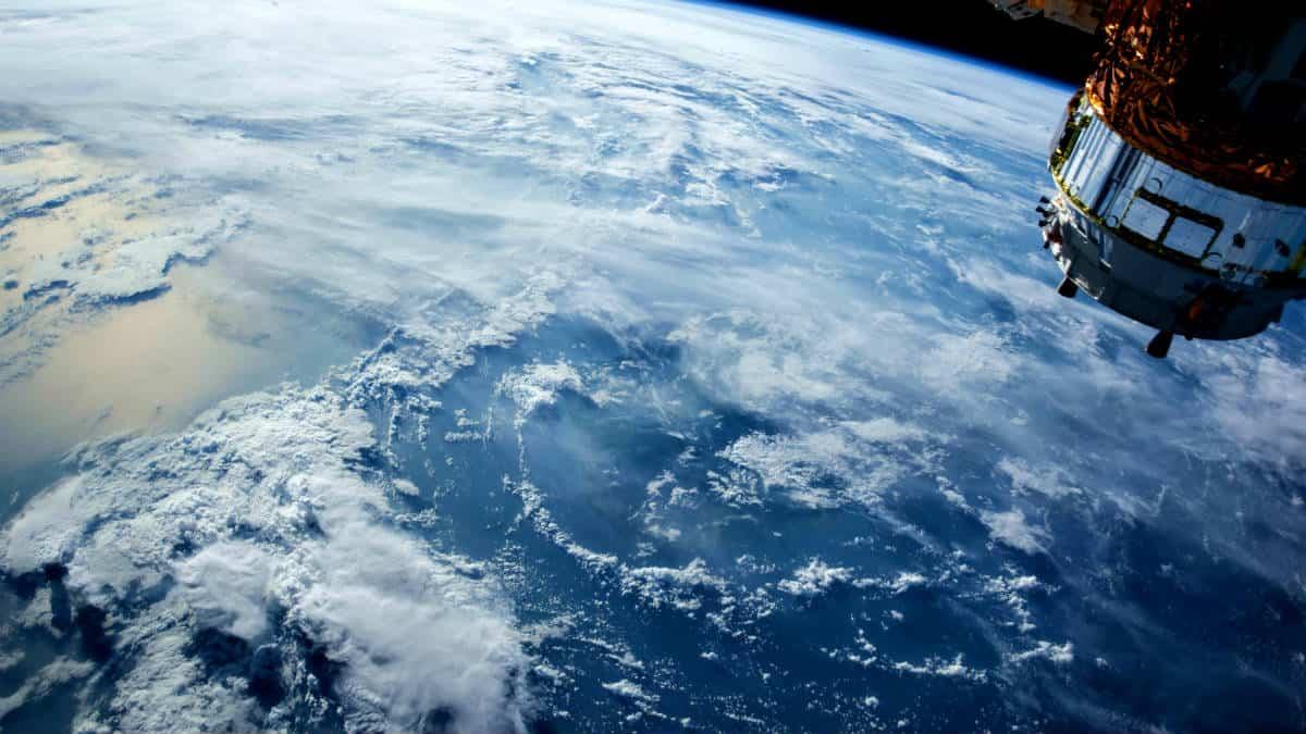 Tierra. Foto. NASA 2