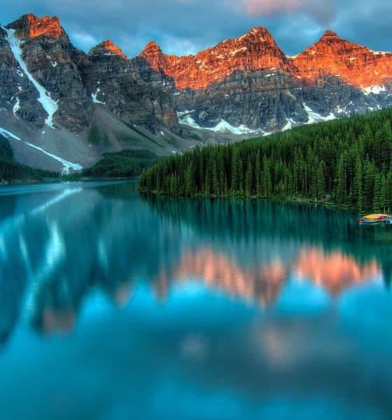 Topaz Lake: uno de los sitios más bellos e inexplorados del mundo Foto. Pixabay