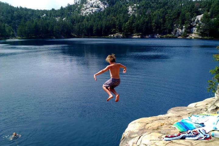 Topaz Lake Foto Doug Eastick