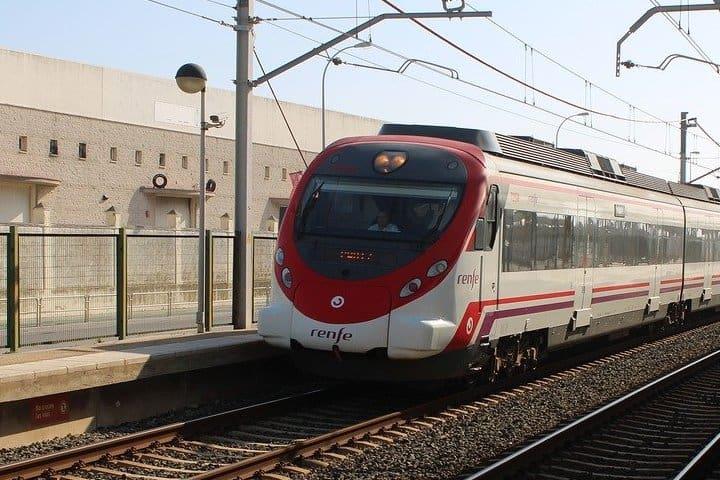 Tren Renfe Foto Antgarprats