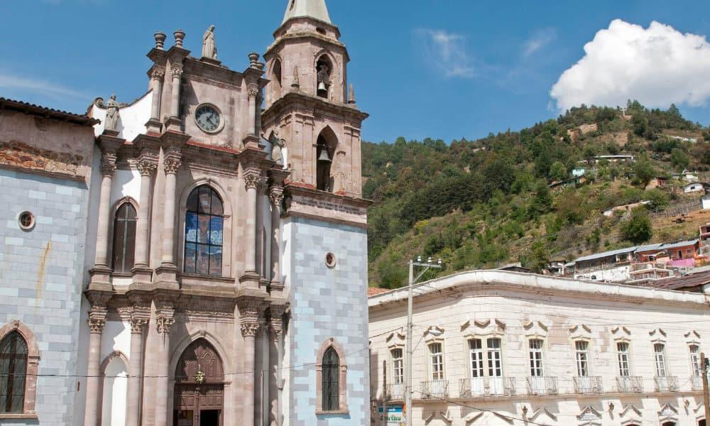 GUÍA COMPLETA:Qué hacer en El Mineral de Angangueo Foto. Visit México
