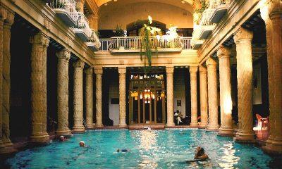 Budapest: las mejores aguas termales Foto.Wikipedia