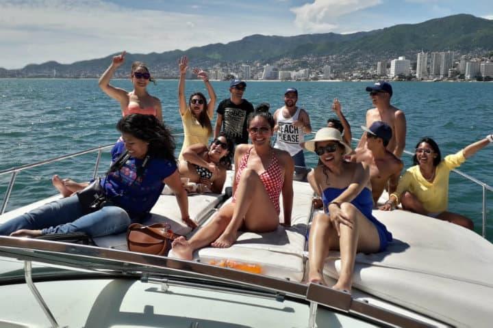 7 actividades que combinan lo clásico y lo nuevo de Acapulco Foto. Visit México Foto. Cortesía