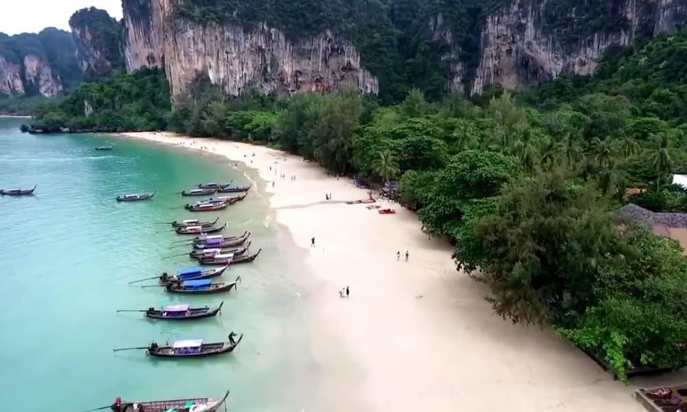 4 playas escondidas en una península rodeada de selva Foto. Youtube