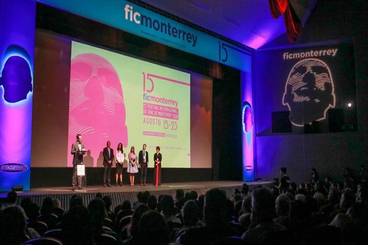 Festival Internacional de Cine de Monterrey. Foto El portal de Monterrey