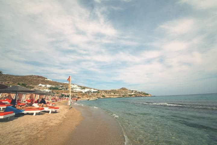 Paradise beach. Foto Zieger