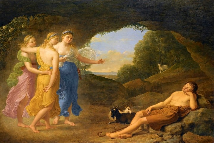 the-dream-of-daphnis-in-which-the-nymphs-foretell-the-safe-return-of-chloe-joseph-francois-ducq