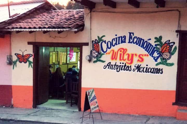Cocina económica. Willy's. Foto Jim Butler