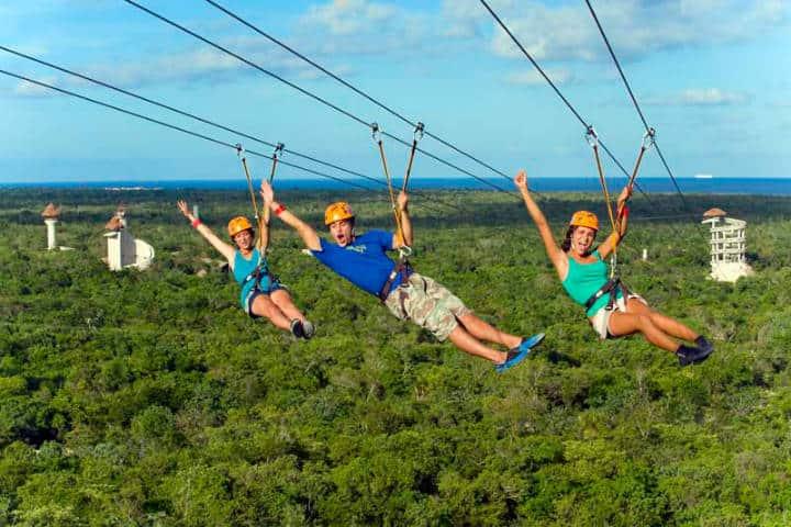 Xcaret Adventure Foto Dtraveller Cancun