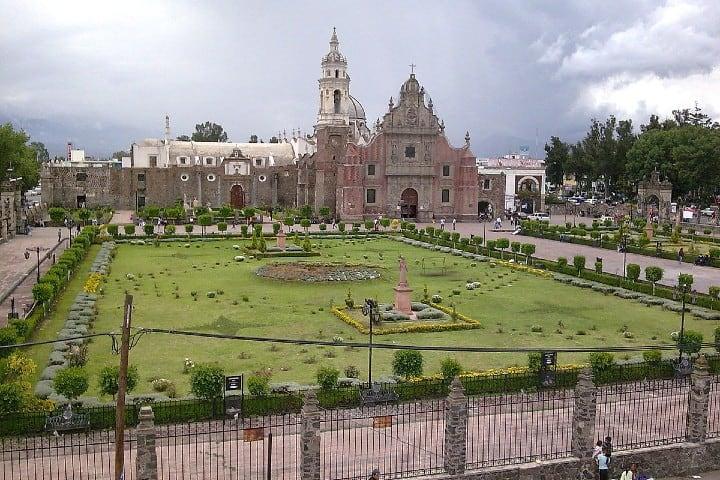 Iglesia de Chalco. Foto: Wikipedia.