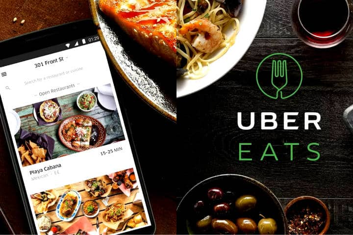 Uber y Uber Eats ya están en Club Premier Foto Uber eats