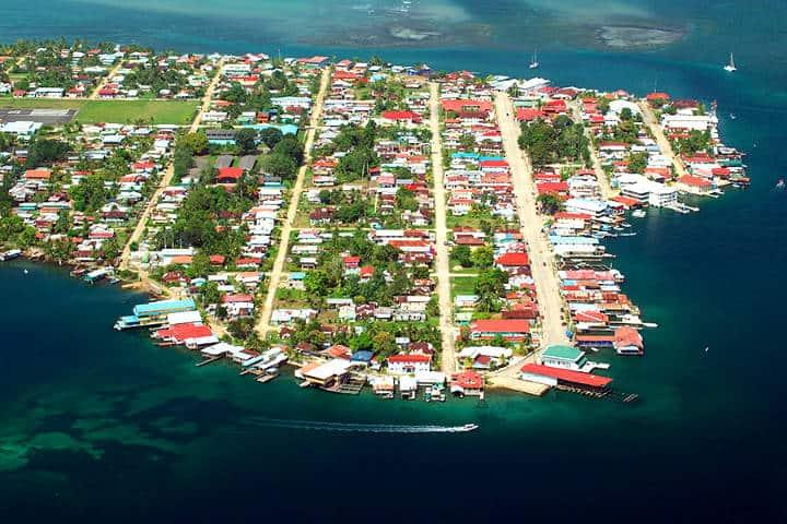 5 sitios para visitar en Bocas del Toro, uno de los archipiélagos más biodiversos del mundo. Foto de Tourisum america