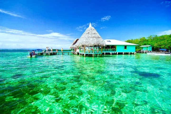 5 sitios para visitar en Bocas del Toro, uno de los archipiélagos más biodiversos del mundo. Foto de Twipu Panama.