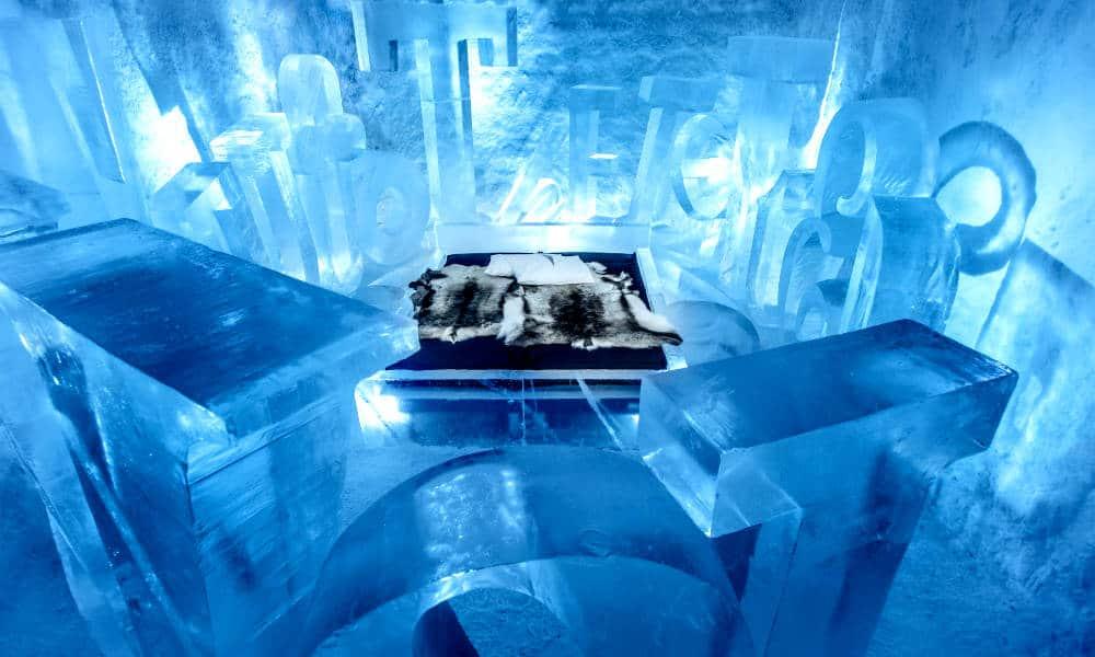 Ice Hotel El hotel más frío del mundo Foto Ice Hotel