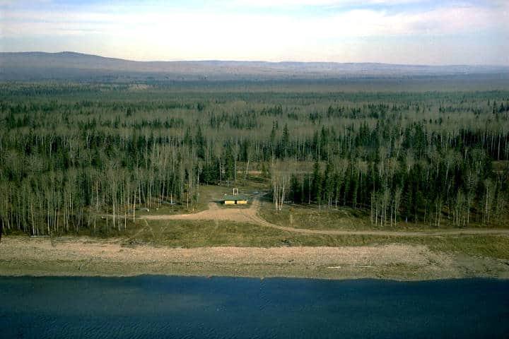 Alberta, máximas experiencias con naturaleza virgen Foto Provincial Archives of Alberta