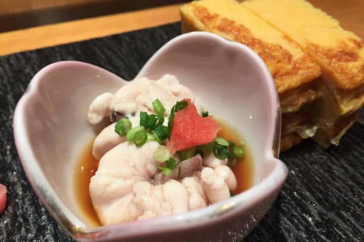 Comida extraña Japón Foto Rough Guides