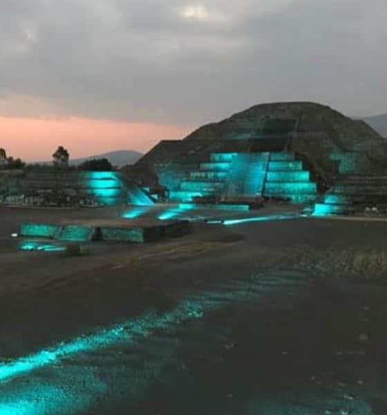San Martín de las Pirámides Foto. San Martín de las Pirámides