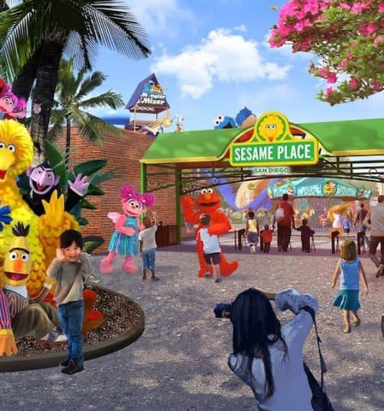 Parque de Plaza Sésamo Foto. Cortesía