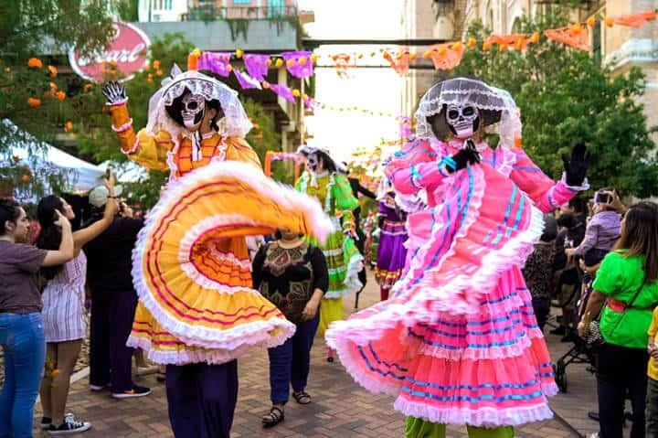 Dia de Muertos Foto Visit San Antonio 2