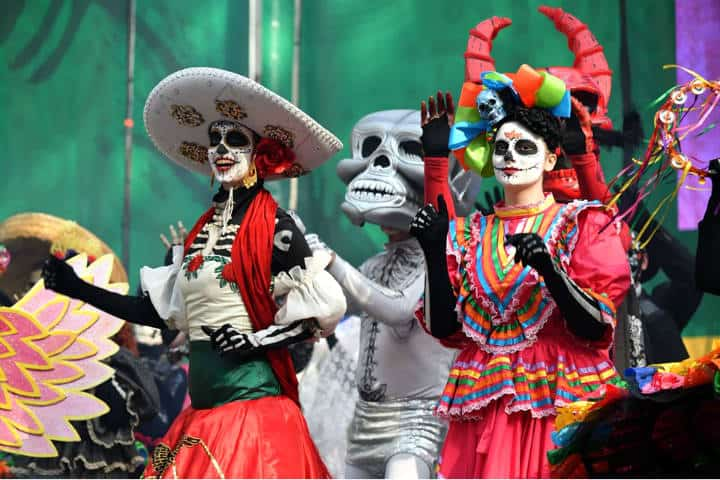 Dia de Muertos Foto Visit San Antonio 3