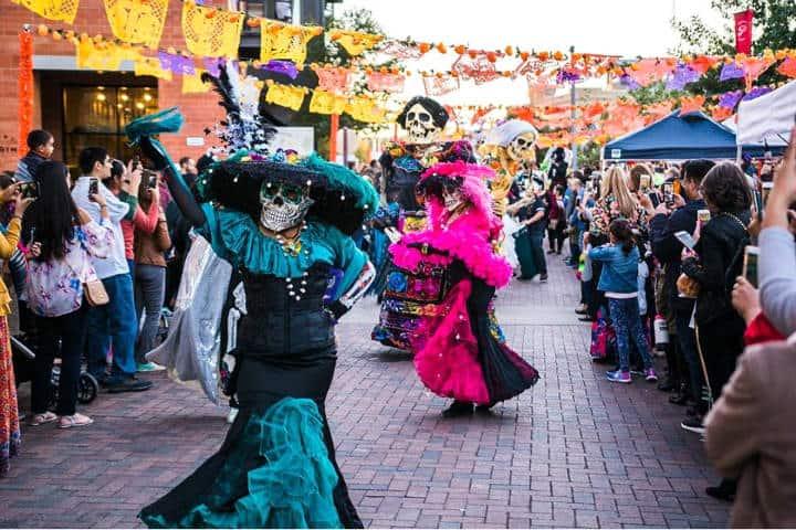 Dia de Muertos Foto Visit San Antonio 6