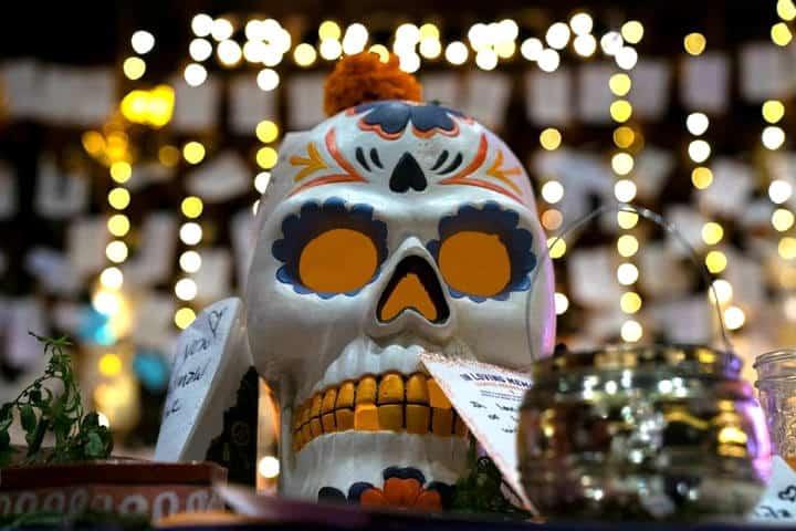 Dia de Muertos Foto Visit San Antonio 8