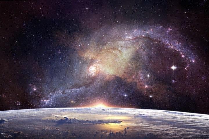Galaxy. Foto Lumina Obscura.