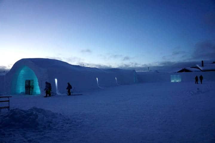 Ice Hotel El hotel más frío del mundo Foto Cate Blouke