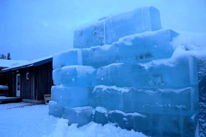 Ice Hotel El hotel más frío del mundo Foto Tauralbus